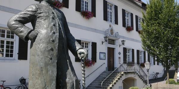 Bürger- und Gästehaus in Hagnau