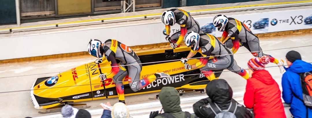 Bob und Skeleton Weltmeisterschaften  Altenberg 2020