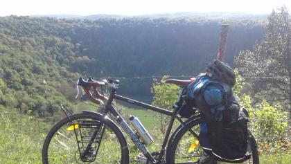 Dolina Pozzatina dall'alto