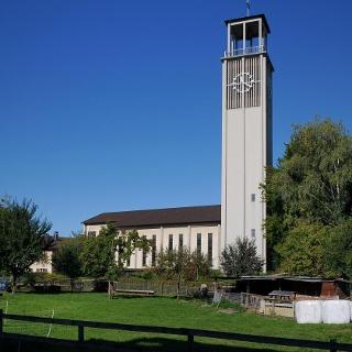 Katholische Pfarrkirche Heiliger Gebhard