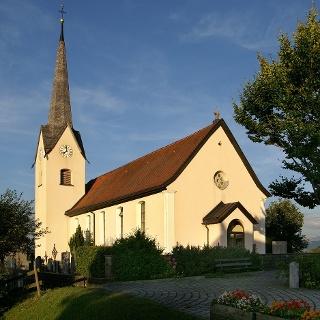 Katholische Pfarrkriche Heilige Petrus und Paulus