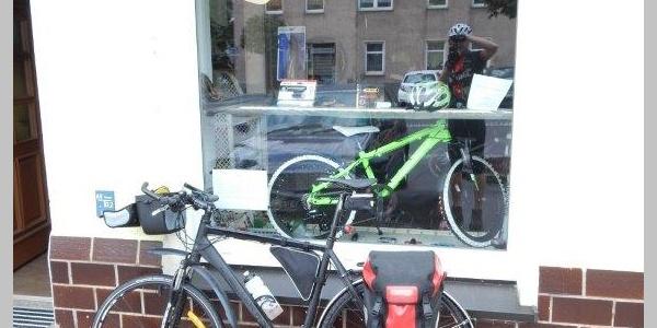 """""""Matthes"""" Fahrradservice in Geyer"""