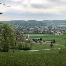 Sicht auf Wülflingen