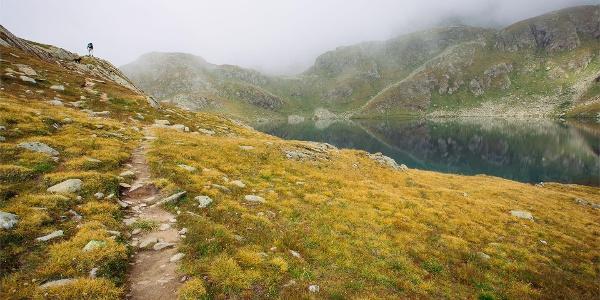 Wanderung zum Großen Schwarzsee