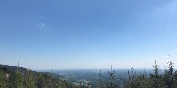 Ausblick vom Gössersattel