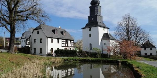 Kirche in Steinsdorf