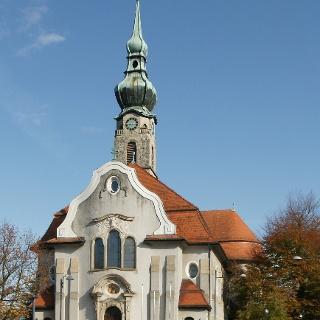 Katholische Pfarrkirche Heiliger Johannes der Täufer 2