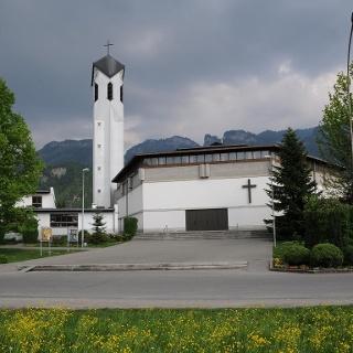 Pfarrvikariatskirche Heiliger Konrad