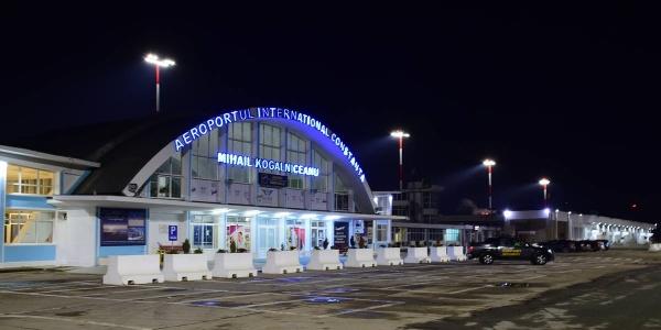 """Aeroportul Internațional """"Mihail Kogălniceanu"""""""
