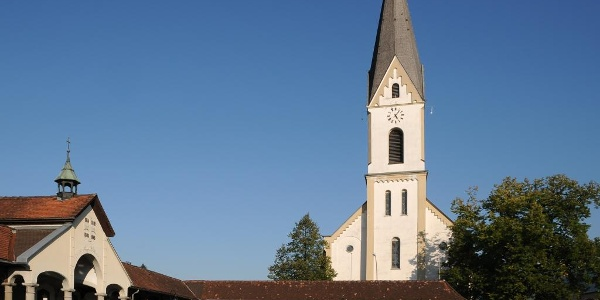 Katholische Pfarrkirche Heiliger Georg