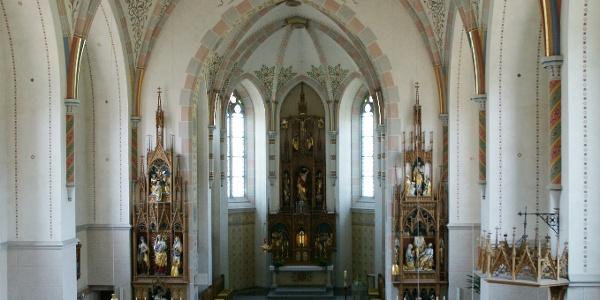 Katholische Pfarrkirche Heiliger Sebastian 1