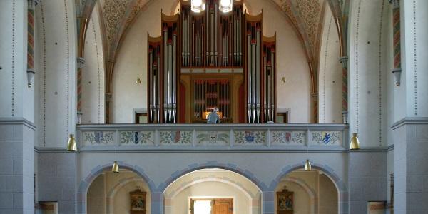 Katholische Pfarrkirche Heiliger Sebastian 3