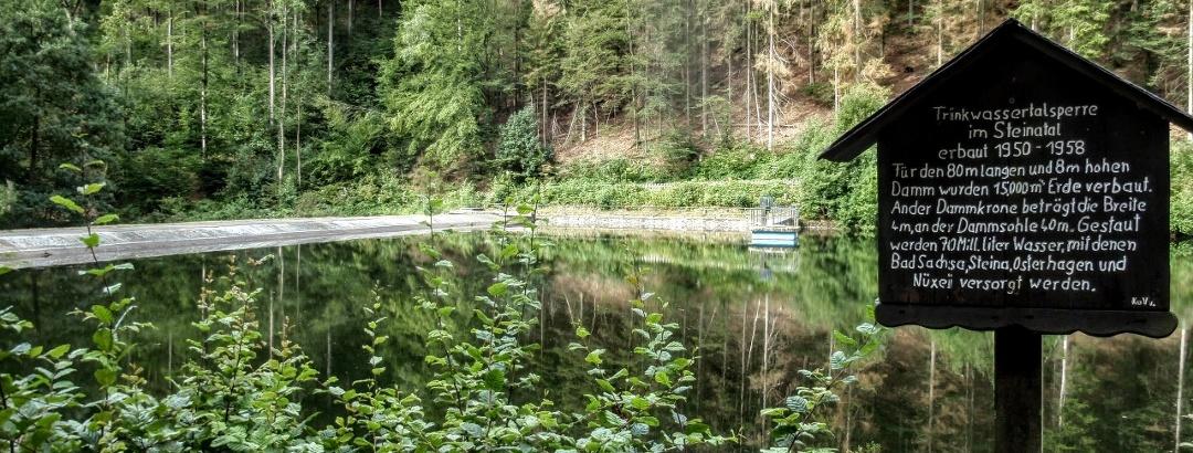 Harz-Rundweg 4. Etappe - Steinatal