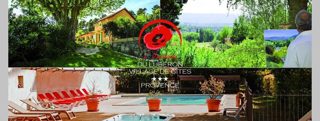 L'Oustaou du Luberon - Le village de gîtes - vacances