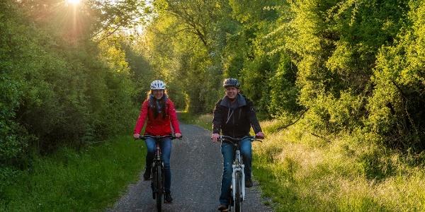 Radfahren in der Region Edersee