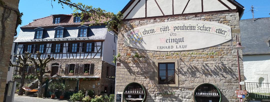Weingut Erhard Lauf in Weiler