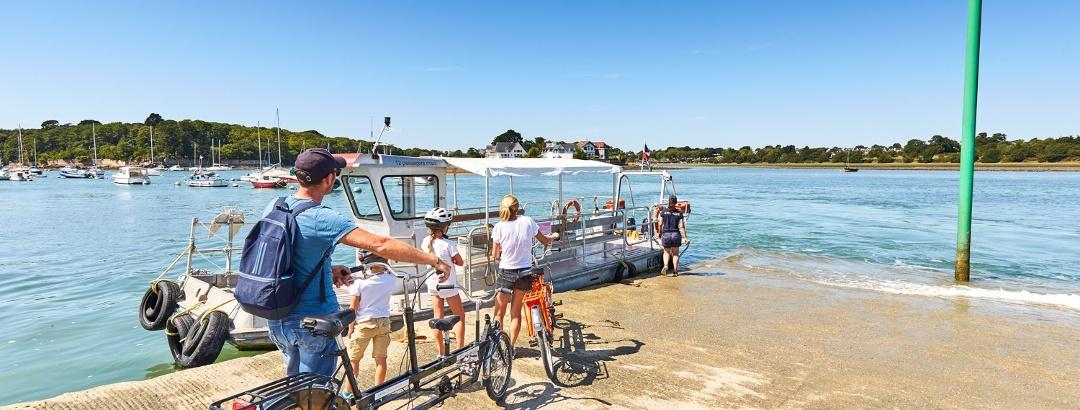Vélo à Vannes