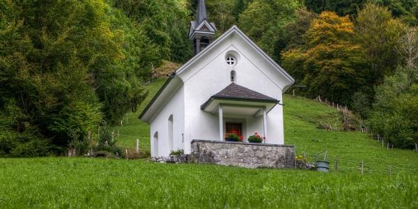 Chapel zur schmerzhaften Mutter, Chapel of protection Burgholz