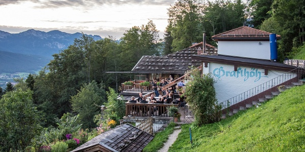 Gasthaus Graflhöhe | Windbeutelbaron