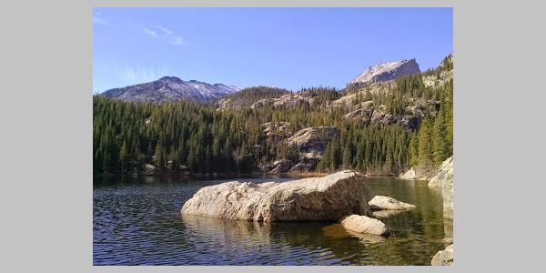 Start from Bear Lake Trailhead