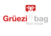 Grüezi bag logo