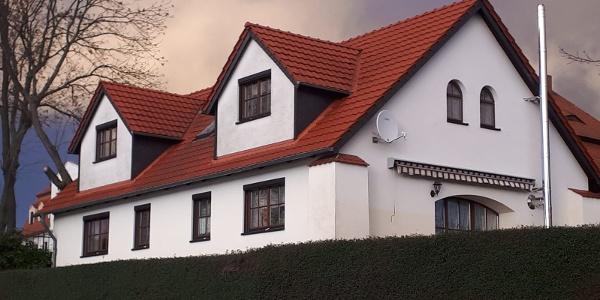 Haus Außenansich