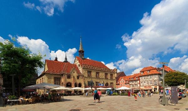 Historischer Marktplatz Göttingen