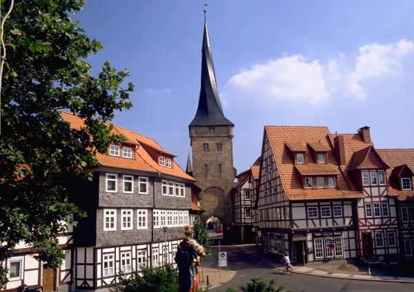 Westerturm Duderstadt