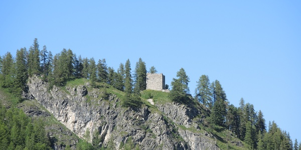 Burgruine Guardaval