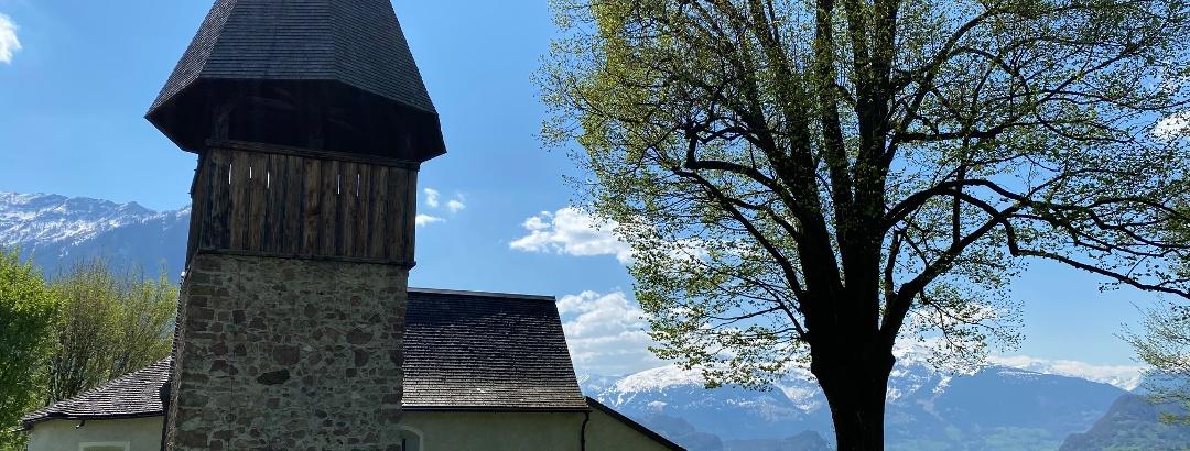 Triesen - Kapelle St. Mamerta