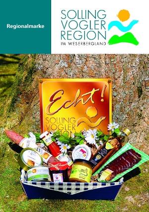 "Regionalmarke Echt""-Solling-Vogler-Region"