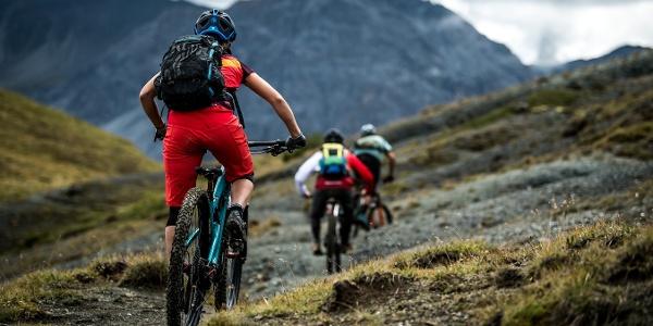 Start Haupti Trail
