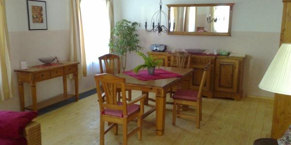 Ferienhaus zur alten Schmiede Heidi Koch