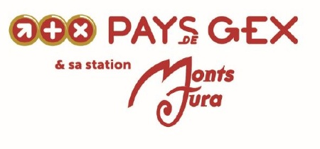 Logo Jura Mountains & The French side of Geneva