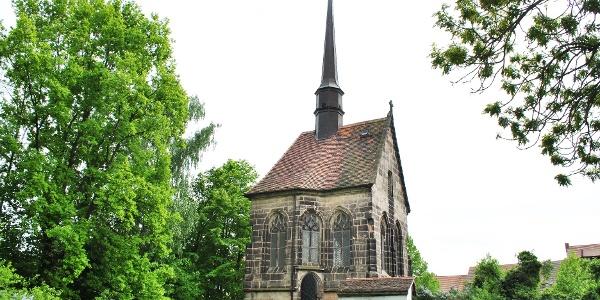 Doppelkapelle zum Heiligen Kreuz, Heiliges Grab, Görlitz