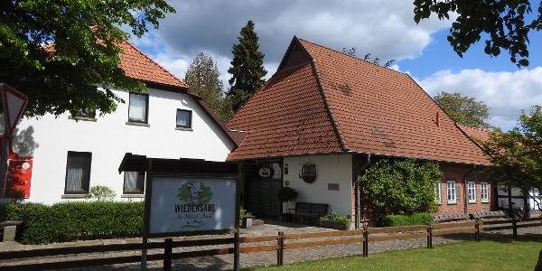360 Grad Wilhelm Busch Geburtshaus, Seitenansicht