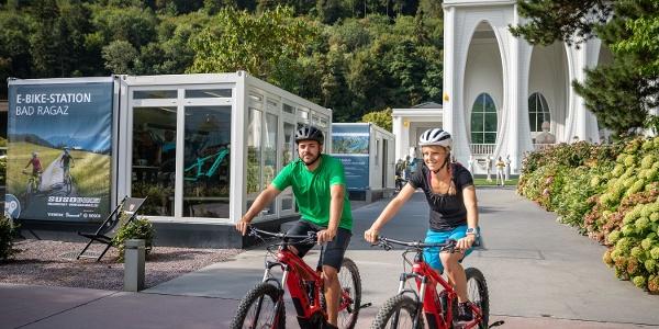E-Bike Station Bad Ragaz