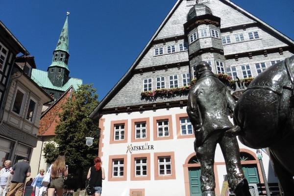 Altes Rathaus - Eseltreiber