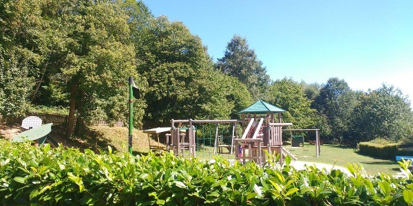 Klausentalhütte Spielplatz