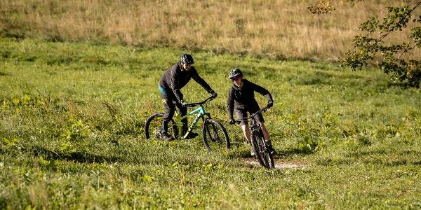 """Trail-Land Miesenbach auf der Tour """"Der große Jogl"""""""