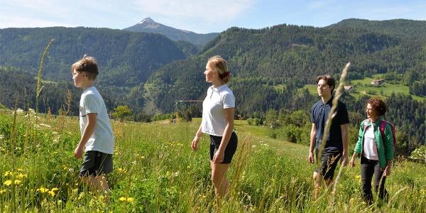 Erlebniswanderweg Kirchsteig