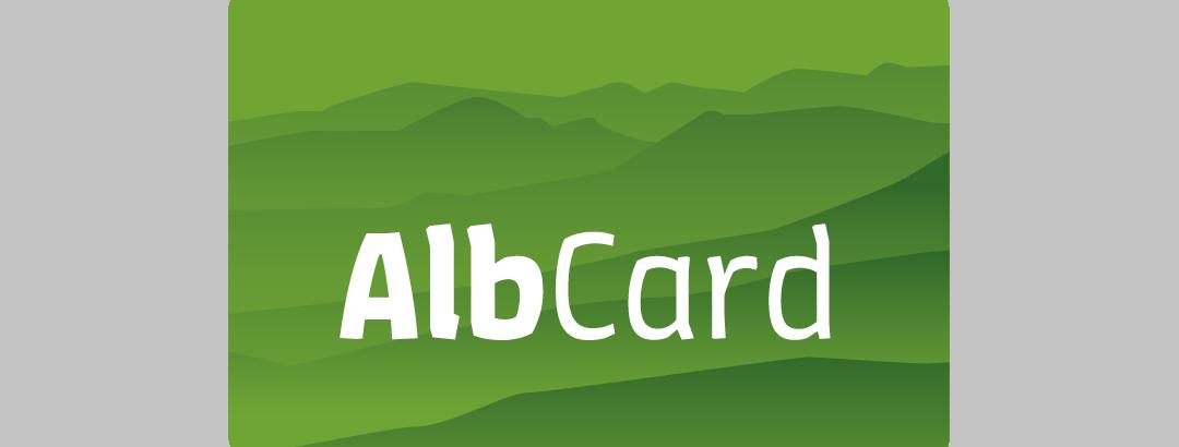 Die AlbCard