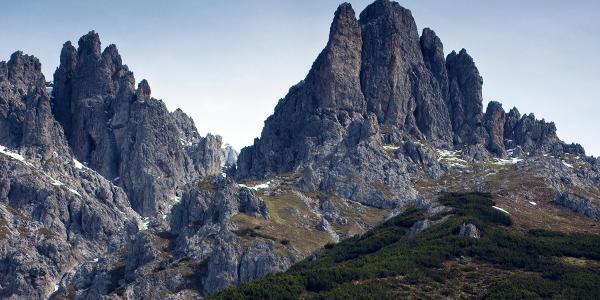Grandlspitz Südwand