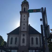 Völklingen, Versöhnungskirche