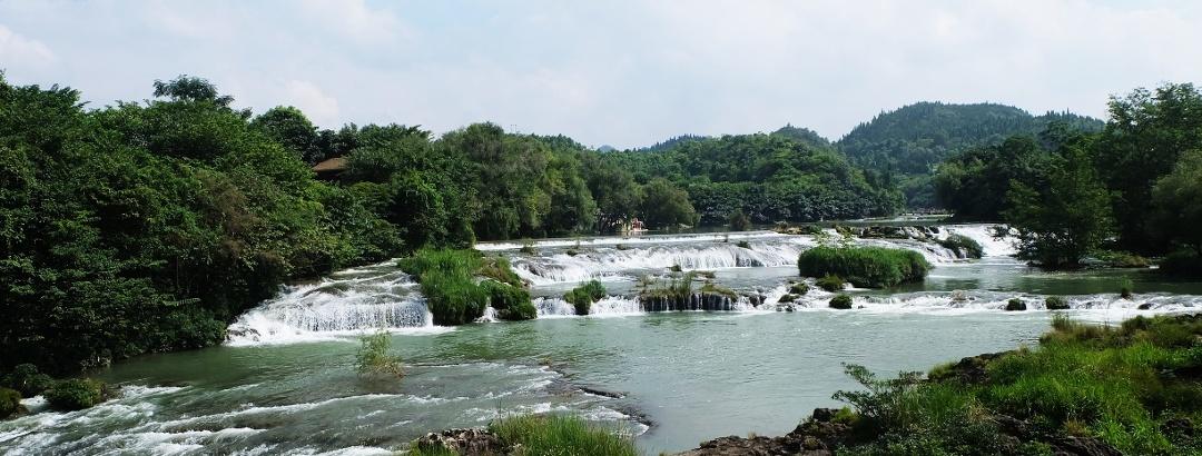 贵州省 安顺市 黄果树瀑布