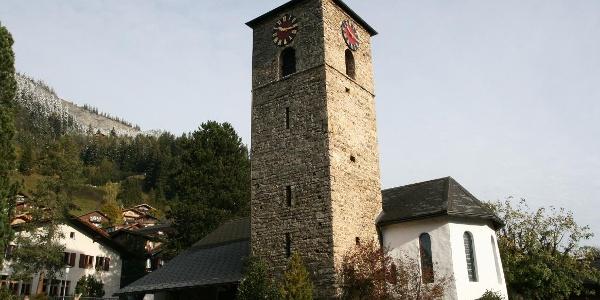 Dorfkirche Adelboden 1