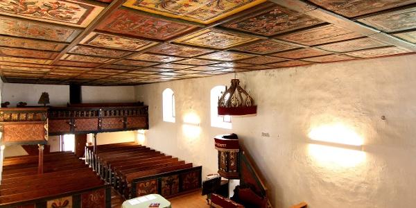 Kórósi református templom