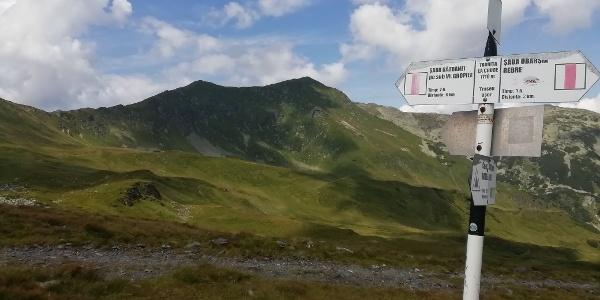 Wege vom Tarnita la Cruce (1.984m)
