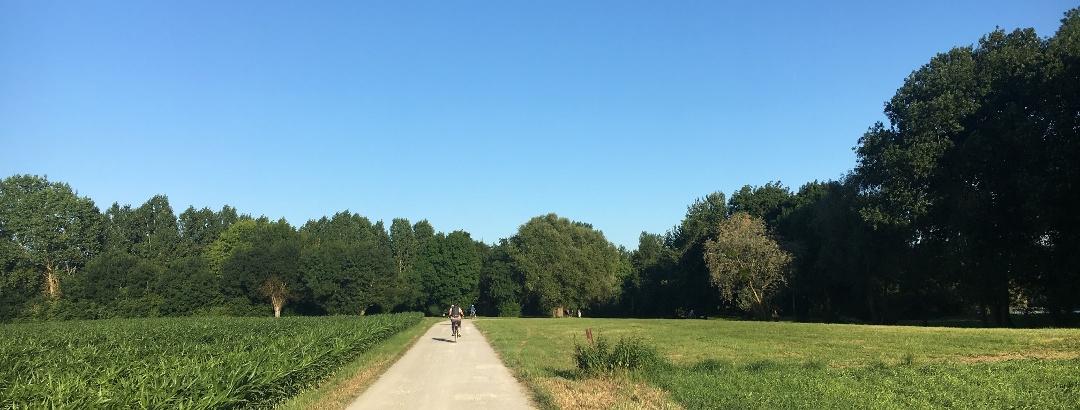 Bike road, Loire-Atlantique