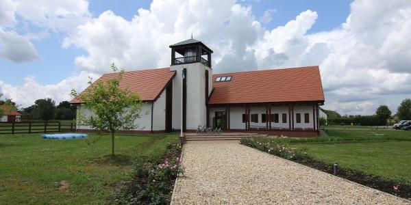 Ős-Dráva Látogatóközpont
